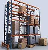 Gotta Go Surplus Used Pallet Rack